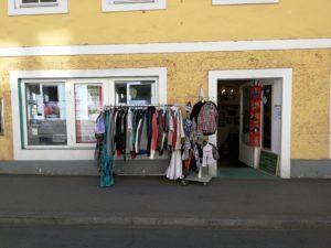 Der Laden von Nachhaltig in Graz