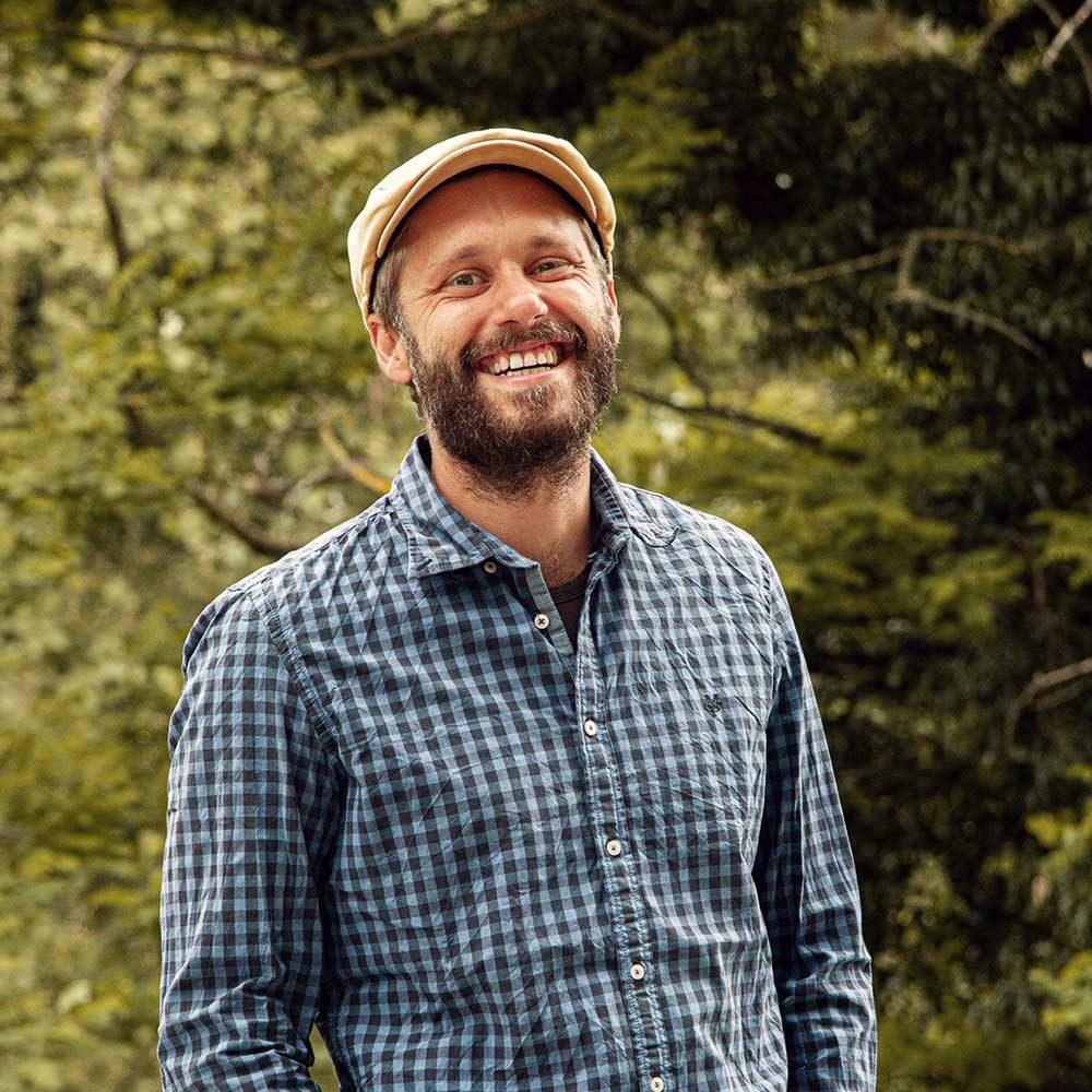 Florian Radinger von Schau aufs Land